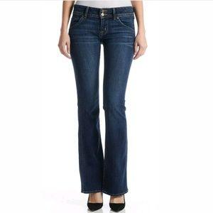 Hudson Jeans Signature Slim Bootcut Elm Dark Wash